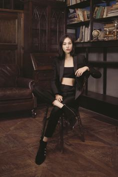 Kiko Mizuhara for Elle Korea August 2015