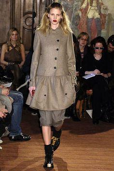 Miu Miu Fall 2006 Ready-to-Wear Fashion Show - Gemma Ward