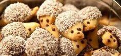 Az első kett béna lett, de a harmadiktól már tökéletes! Easy Cookie Recipes, Baby Food Recipes, Hungarian Desserts, Eat Pray Love, Eat Smarter, Fresh Vegetables, Doughnuts, Good Food, Vegetarian