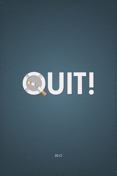 It's a new week- time to start fresh and begin your journey to quit smoking.