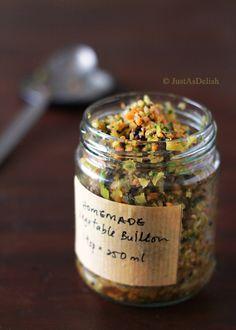 Homemade Vegetable Buillion