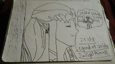 Zelda from legend of zelda twilight princess