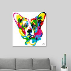 Discover «#attention», Numbered Edition Canvas Print by M.ORE - From $49 - Curioos