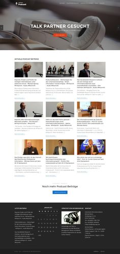 Relaunch des infobroker Podcasts. Im neuen Layout die Startseite, die deutlich augeräumter wirkt. http://www.infobroker.de/podcast/