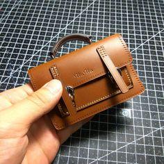 Mi gnon #miniaturebag #miniaturesatchel