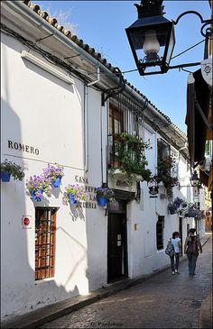 Córdoba : Calle del Romero  2/2