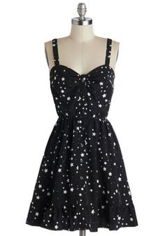 Absolutely lovely. I love the star print. Very dreamy. #ModCloth