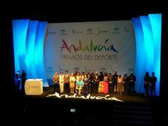 Comunicación & Diseño. Escenografía.  Evento. Gala de Premios del Deporte.
