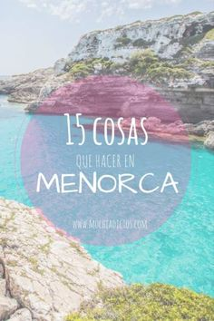 Menorca, Mediterranean Sea, Places To See, Travelling, Portugal, Trips, Spain, To Go, Europe
