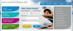 5000 Cruise Holidays to choose from. Find your ideal cruise. Use our fast search facility for all major River and Ocean cruise lines.
