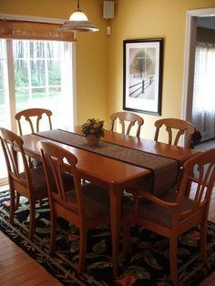 Αποτέλεσμα εικόνας για colour schemes for dining room benjamin moore