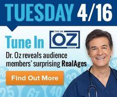 Dr oz age test