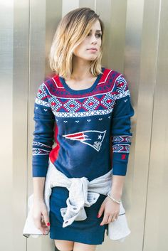 Game Day Ready: NFL Holiday Fan Style • Uptown With Elly Brown