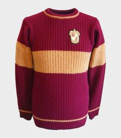 Gryffindor™ Quidditch Sweater | The Harry Potter Shop at Platform 9 3/4