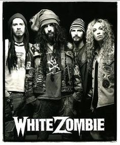 White Zombie was a Grammy Award-nominated American heavy metal band. Based in New York City, White Zombie was originally a noise rock band. Rob Zombie, Zombie Man, Music Love, Music Is Life, Rock Music, My Music, Hard Rock, Heavy Metal Music, Heavy Metal Bands