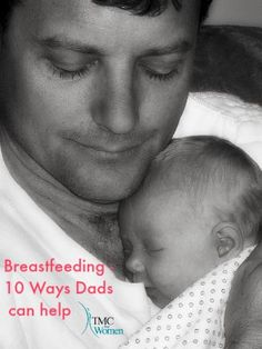 Ways Dad Can Help.Dads may feel like this is an area where they just can't help. Lactation Consultant Susan Dennis shares 10 easy ways dad, or partner, can help. Baby Number 3, 4th Trimester, Lactation Consultant, New Moms, Breastfeeding, Pregnancy, Dads, Canning, Feelings