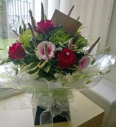 Gift of Flowers - Collections - Google+ Liverpool, Glass Vase, Floral Wreath, Wreaths, Collections, Google, Flowers, Gifts, Design