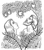 Old Testament Bible Coloring Pages - This website has amazing realistic coloring pages that will help reinforce your Sunday school lessons! (diy butterfly old books) Bible Coloring Pages, Adult Coloring Pages, Coloring Books, Coloring Sheets, Sunday School Kids, Sunday School Crafts, Adam And Eve Bible, Old Testament Bible, Sunday School Coloring Pages