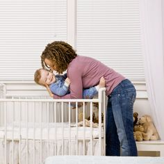 Looking to transition your child from co-sleeping to their own past? Follow these tips to make the move a smooth one.