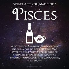 Discover our predictions, all the information on your astrological and Horoscope signs with articles of well-being to help you on a daily basis Aries, Pisces Traits, Zodiac Signs Pisces, Astrology Pisces, Pisces Love, Pisces Quotes, Pisces Woman, My Zodiac Sign, Astrology Signs