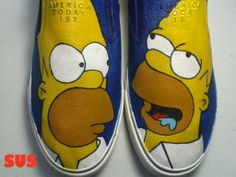SUS Personalizados The Simpsons