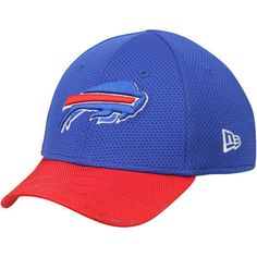 Buffalo Bills New Era Toddler 2016 Sideline Official 39THIRTY Flex Hat - Royal