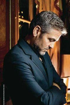 Aunque ya tengas unos cuantos añitos, George Clooney, sí me casaría contigo…