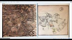 Syria and Damascus WW3  Illuminati Freemason Symbolism.
