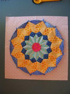 Circles Block #8