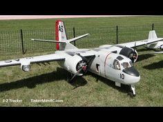 Giant  Scale Grummam S-2 Tracker 170'' Wing Span