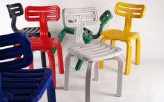 Chubby chair, Dirk vander Kooij