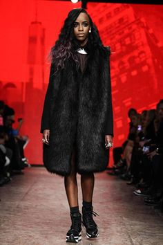 DKNY Ready To Wear Fall Winter 2014