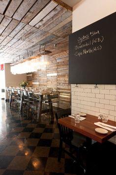 Edna restaurant, Halifax
