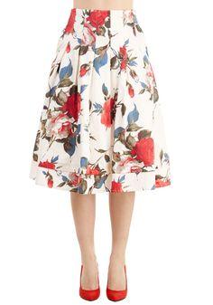 Greenhouse Grandeur Skirt