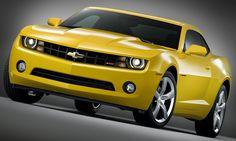 chevrolet cars | chevrolet camaro 2010 i n yellow