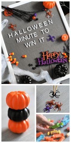 7 Fun Halloween Minute to Win It Games – Fun-Squared
