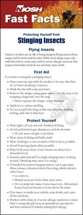 003 Universal Precautions Workplace Safety Wallchart picture
