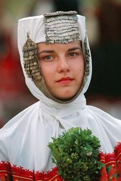Tatars Chuvash Costume