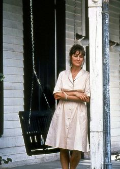 "Meryl Streep en ""Los Puentes de Madison"" (The Bridges of Madison County), 1995 Iconic Movies, Great Movies, Clint Eastwood Meryl Streep, Mery Streep, Inspirational Movies, Madison County, Romantic Movies, Movie Characters, Best Actress"