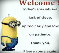 Funny Minion quotes gallery of the hour (12:53:12 PM, Thursday 06, August 2015 PDT) – 10 pics