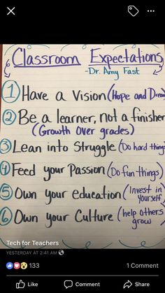 These classroom expectations talk about culture and owning your own education and learning. These are lessons that should be carried through life and remember Classroom Expectations, Classroom Behavior, Classroom Posters, Science Classroom, Future Classroom, School Classroom, Classroom Ideas, Quotes For The Classroom, Classroom Setting