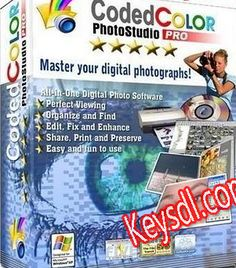 CodedColor PhotoStudio Pro 7.5.2 Full Version Serial Key is powerful graphics editor to edit, viewing enhancing and sharing your images and…