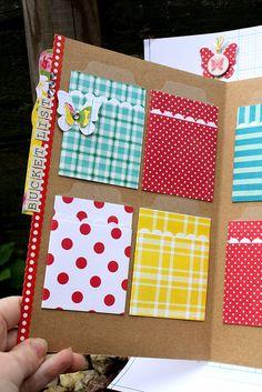 the cutest little envelopes