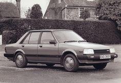 1980 - Mazda 323 Sedan Mazda Cars, Maybe Someday, Japanese Cars, Gemini, Family Cars, Rotary, Vehicles, 1980s, Collection
