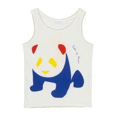 Оукс желудь HKG бокса Panda Vest Top-продукт