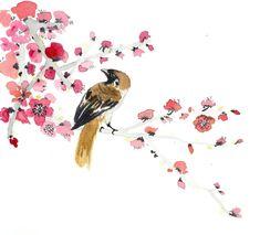 japanese bird by riotgirl101 on deviantART