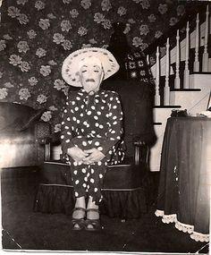 Antique 1940s Halloween Costume | Vintage Halloween Costumes 3