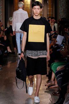 No. 21 Spring-Summer 2015 Men's Collection
