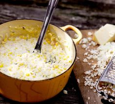 Creamed Corn with Chives and Chiles - Food Republic