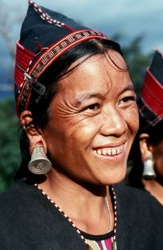 **Burma   Just one of the lovey images included in the publication 'The Vanishing Tribes of Burma'. Richard K. Diran